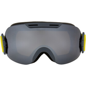 Red Bull SPECT Slope Lunettes de protection, grey/silver snow
